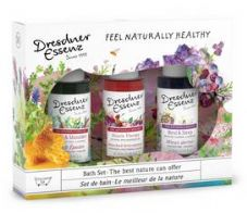 Dresdner Naturally Healthy Liquid Bath Set